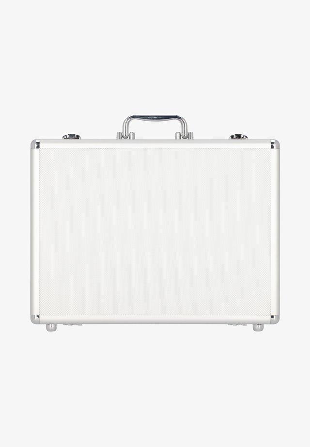 Briefcase - silber
