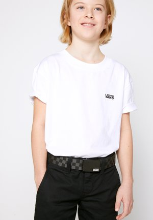 BY DEPPSTER II WEB BELT BOYS - Belt - black-charcoal