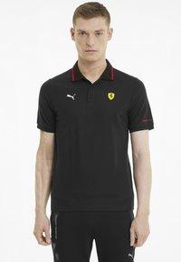 Puma - FERRARI RACE - Polo shirt - puma black - 0