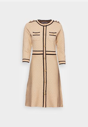 QUALIFIABLE - Denní šaty - beige