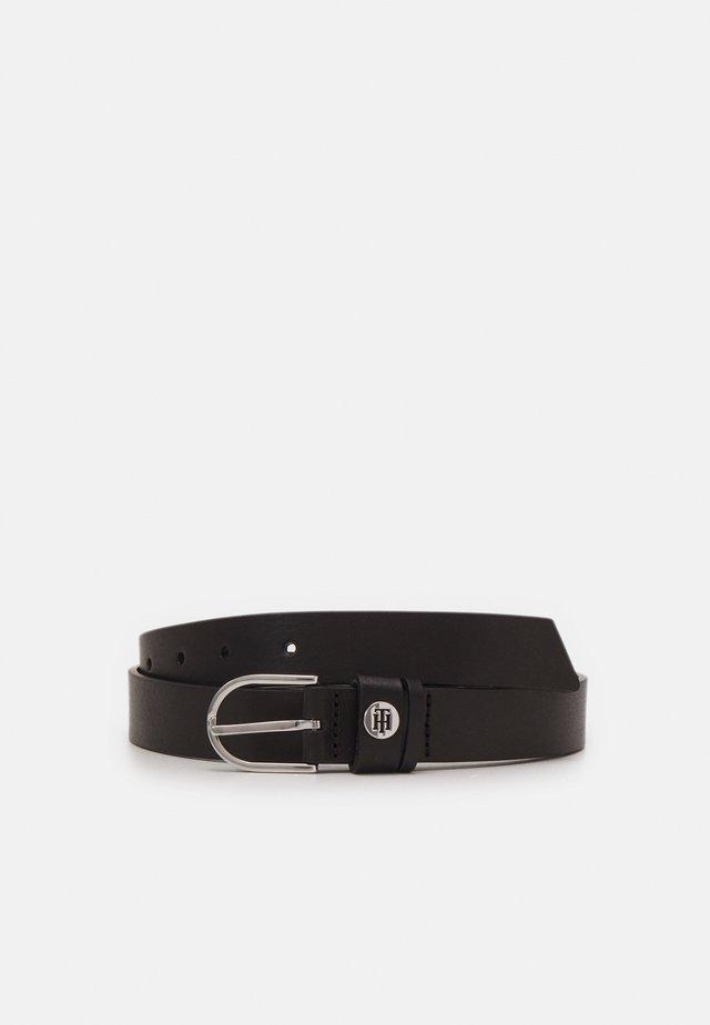 CLASSIC BELT  - Belt - black