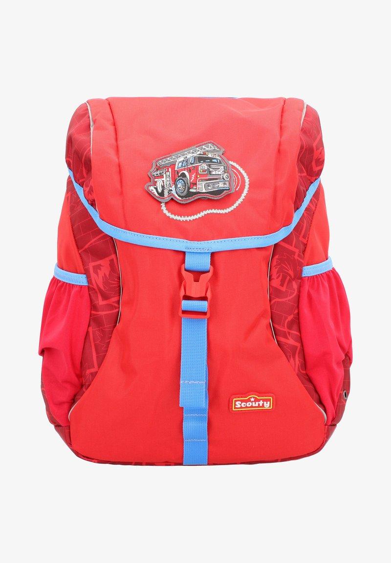 Scouty - School bag - feuerwehr