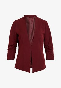 Vila - VIHER  - Blazer - dark red - 4