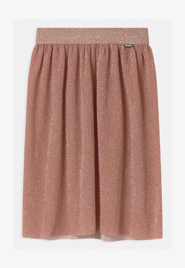 BAILINI - A-lijn rok - petal blush