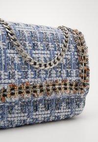 Becksöndergaard - WATERLIK LOEL BAG - Across body bag - chambray blue - 2