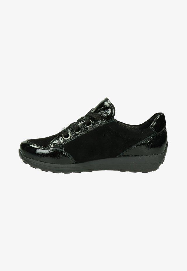 Chaussures à lacets - zwart