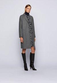 BOSS - Classic coat - grey - 1