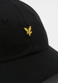 Lyle & Scott - Keps - true black - 4
