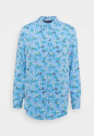 DITSY CASUAL - Button-down blouse - blue