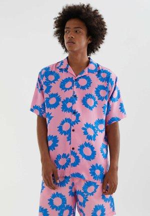 Shirt - mottled light pink