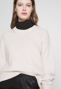 New Look - FASHIONED JUMPER - Svetr - off white - 3