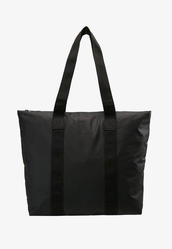 TOTE BAG RUSH - Torba na zakupy - black