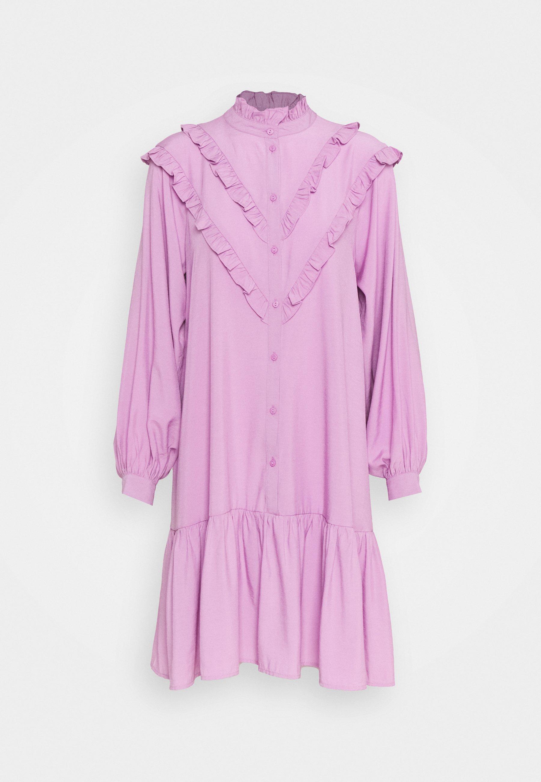 Mujer COURTNEY DRESS - Vestido camisero