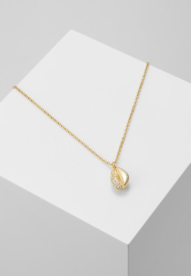 PAVE SHELL - Collier - crystal