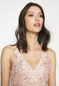 Lace & Beads - ALEXA SOFIE MIDI DRESS - Cocktail dress / Party dress - nude - 3
