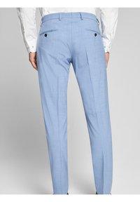 JOOP! - BLAYR - Suit trousers - hellblau meliert - 5