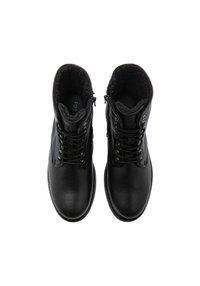 Rosa Stern - SUNNY  - Cowboy/biker ankle boot - black - 2