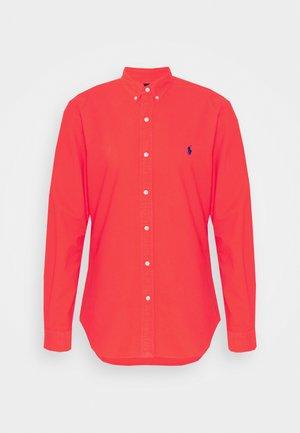 LONG SLEEVE SPORT - Shirt - racing red