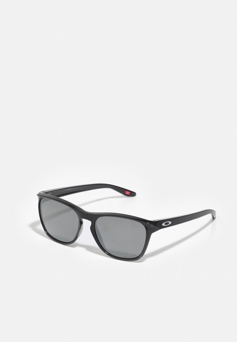 Oakley - MANORBURN UNISEX - Sunglasses - matte grey ink/black