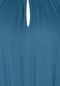 Zizzi - MIT 3/4-ÄRMELN - Tunic - majolica blue - 4