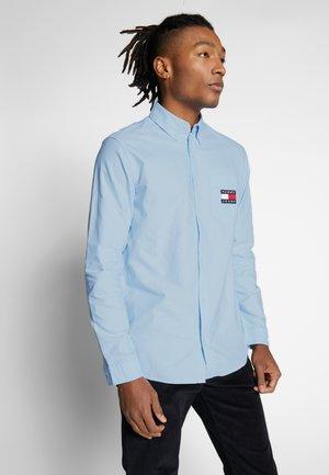 OXFORD BADGE  - Shirt - shoreside blue