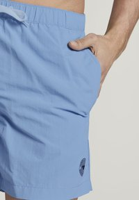 TOM TAILOR - Swimming shorts - soft charming blue - 2