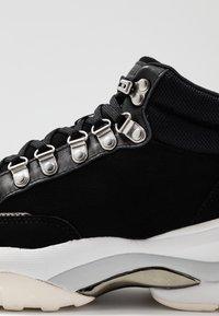 Carvela - LICK - Baskets montantes - black - 2