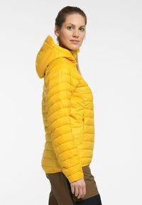 Haglöfs - Winter jacket - pumpkin yellow - 2