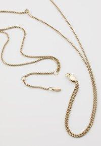 Fossil - VINTAGE GLITZ - Necklace - gold-coloured - 2