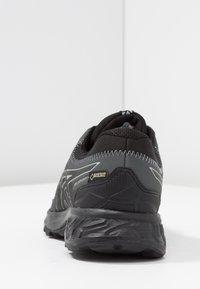 ASICS - GEL-SONOMA 4 G-TX - Trail running shoes - black/stone grey - 3