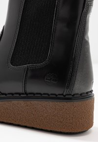 Timberland - BELL LANE - Plateaustiefelette - mid grey/brush off - 2