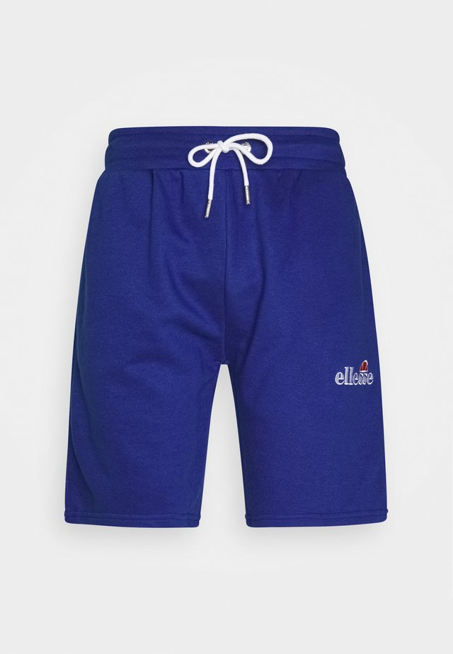 HEROZA - Shorts - dark blue