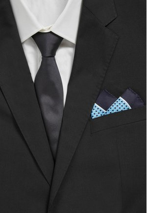 Pocket square - light blue