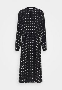 NISSA - Day dress - black