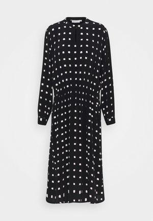 NISSA - Day dress - black