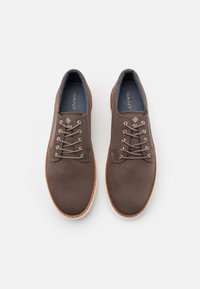 GANT - PREPVILLE LACE SHOES - Trainers - taupe - 3