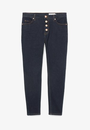 KAJ - Jeans Skinny Fit - multi/dark blue rinse