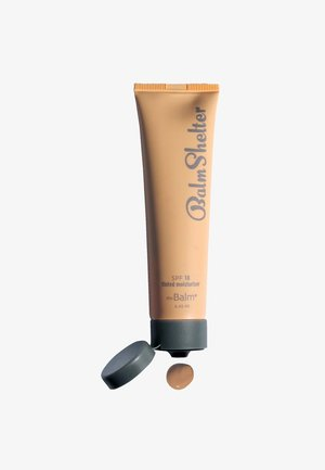 BALMSHELTER TINTED MOISTURIZER SPF18 - Idratanti colorati - medium dark