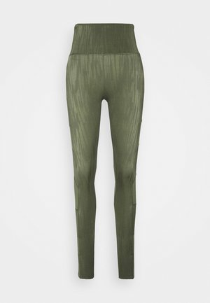 MAKE ME ZEN LEGGING - Trikoot - four leaf clover