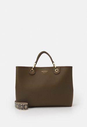 CAPSULE MYEABORSA SET - Handbag - khaki