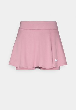 VICTORY FLOUNCY SKIRT - Gonna sportivo - elemental pink/white