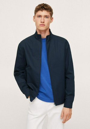 Light jacket - bleu marine foncé