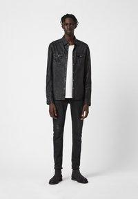 AllSaints - IRWIN - Shirt - black - 1