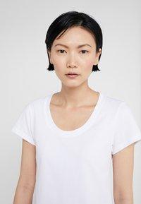 Sonia Rykiel - Print T-shirt - blanc casse - 3