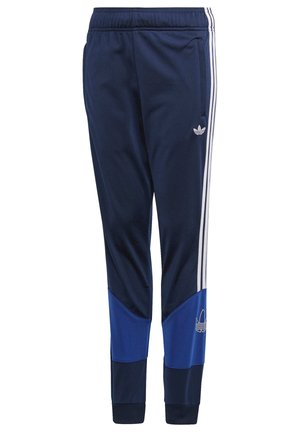 BANDRIX TRACKSUIT BOTTOMS - Tracksuit bottoms - blue