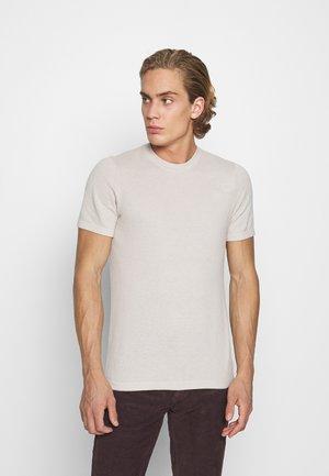 TEE - T-shirt z nadrukiem - Tan