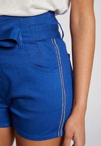 Morgan - Shorts - bleached denim - 3
