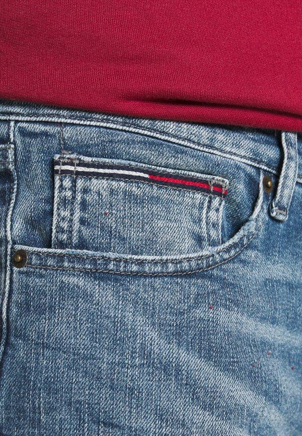 Tommy Jeans SCANTON - Jeansy Slim Fit - denim/jasnoniebieski Odzież Męska GLHT
