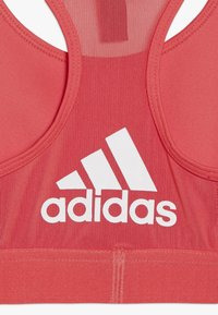 adidas Performance - Sport BH - coral pink/white - 3