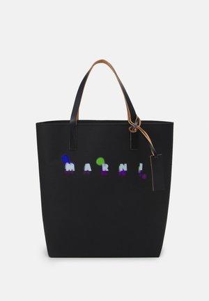 TRIBECA SHOPPING BAG UNISEX - Tote bag - black